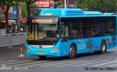 洛阳K18路公交车路线