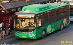 洛阳K53路公交车路线