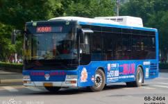 洛阳K68路公交车路线