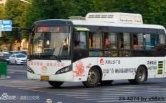洛阳23/K23路公交车路线