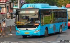 洛阳K56路公交车路线