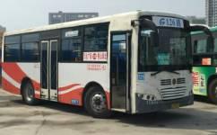 马鞍山126路(秀山专线)公交车路线