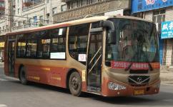 牡丹江13路公交车路线