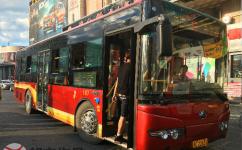 牡丹江18路公交车路线