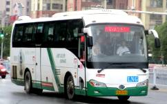 南昌高铁巴士1线公交车路线