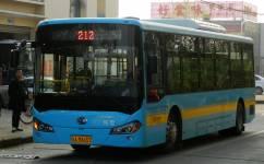 南昌212路公交车路线