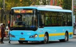 南昌247路公交车路线