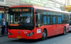 南昌2路公交车路线