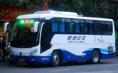 南昌机场公交2线公交车路线