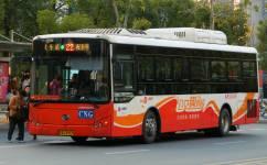 南昌22路公交车路线