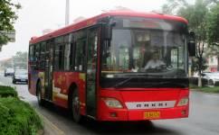 南昌208路公交车路线