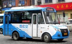 南昌806路公交车路线
