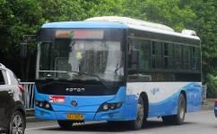 南昌802路公交车路线
