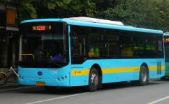 南昌258路公交车路线