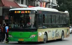 南昌21路公交车路线