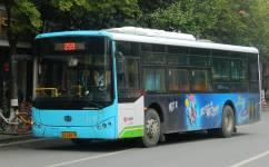 南昌259路公交车路线