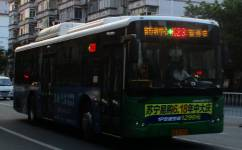 南昌K233路公交车路线