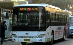 南昌28路公交车路线