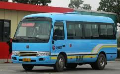 南昌高铁巴士7线公交车路线