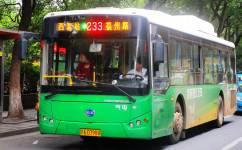 南昌233路公交车路线