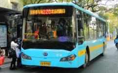 南昌220路公交车路线