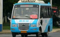 南昌131B路短班[瑶头]公交车路线