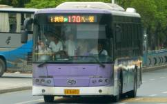 南昌170路公交车路线