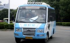 南昌801路公交车路线