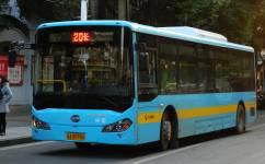 南昌20路长班公交车路线