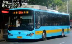 南昌231路内环公交车路线