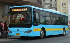 南昌89路公交车路线