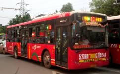 南昌10路公交车路线
