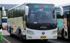 南昌高铁巴士2线公交车路线