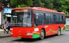 南昌27路公交车路线