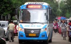 南昌33路公交车路线