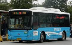 南昌50路公交车路线