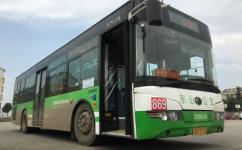南京869路公交车路线