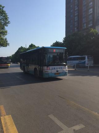 南京8路公交车路线