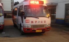 南京448路公交车路线