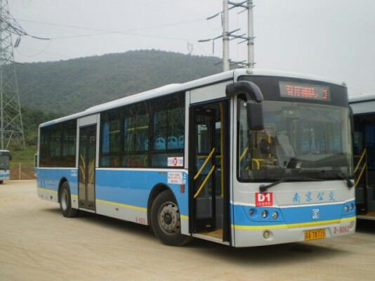 南京D1路公交车路线