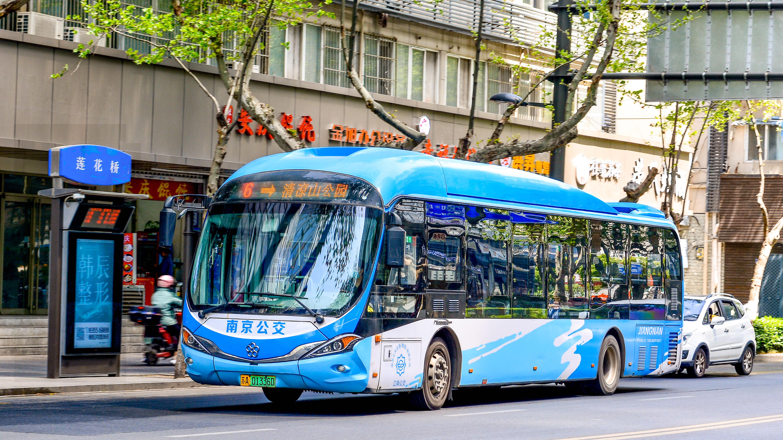 南京6路公交车路线