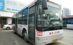 南京400路公交车路线
