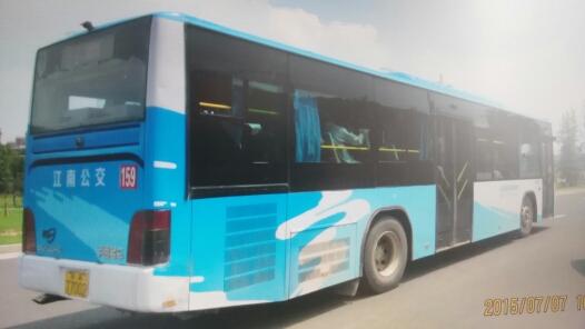 南京159路公交车路线