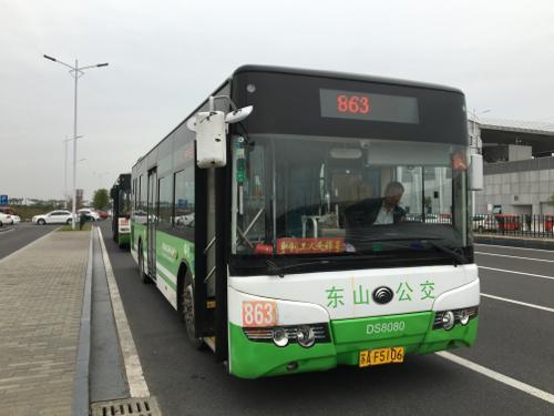 南京863路公交车路线