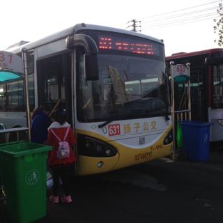 南京631路公交车路线