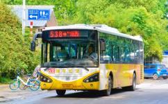 南京538路公交车路线