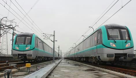 南京地铁S1号线(机场线)路线