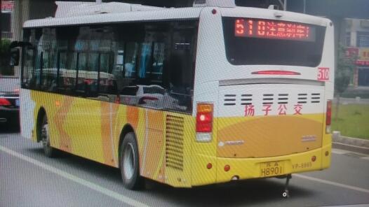 南京510路公交车路线