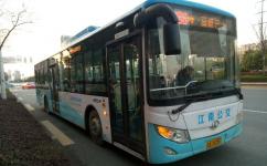 南京186路高峰巴士公交车路线