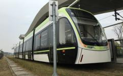 南京麒麟科技创新园有轨电车1号线公交车路线